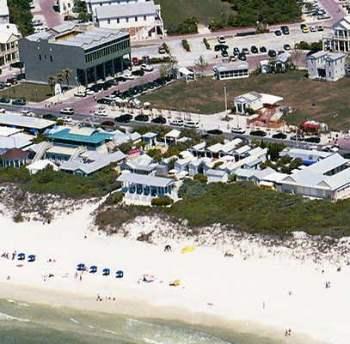 Downtown Seaside Florida