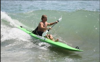 destin kayak surfing